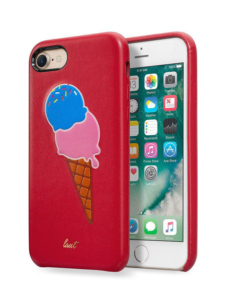 KITSCH for iPhone SE 2020 / iPhone 8/7 - LAUT Japan