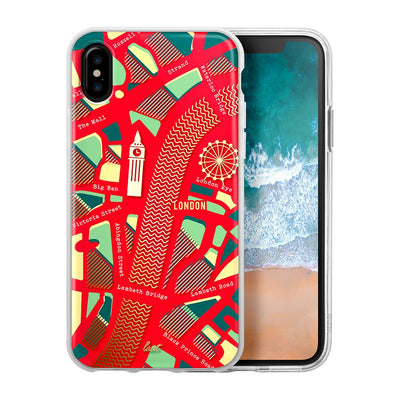 NOMAD for iPhone X - LAUT Japan