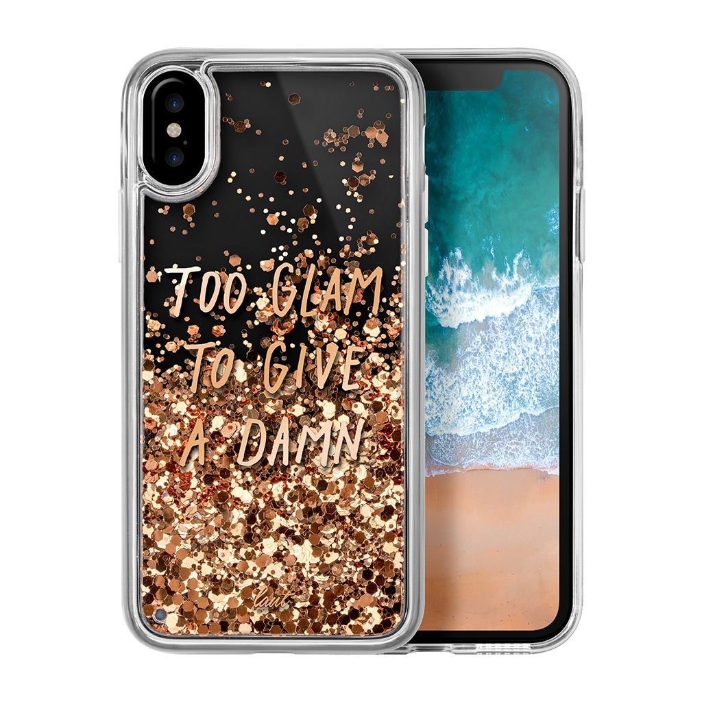 POP GLITTER GLAM for iPhone X - LAUT Japan