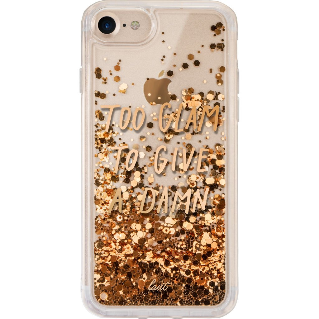 POP GLITTER GLAM for iPhone SE 2020 / iPhone 8/7/6 - LAUT Japan