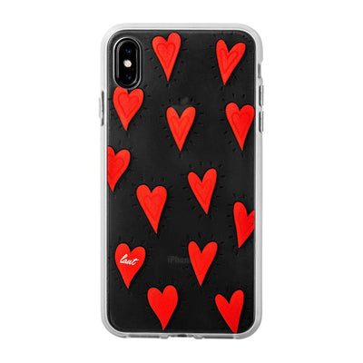 QUEEN OF HEARTS for iPhone XS Max - LAUT Japan