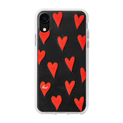 QUEEN OF HEARTS for iPhone XR - LAUT Japan