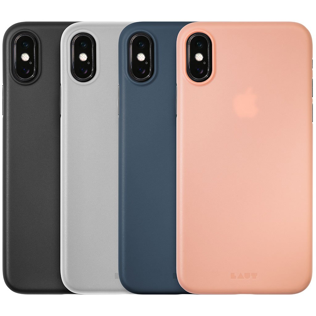 SLIMSKIN for iPhone XS - LAUT Japan