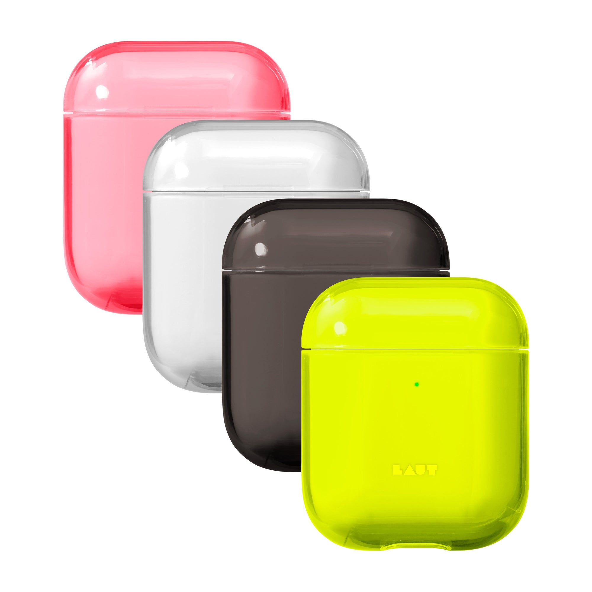 CRYSTAL-X for AirPods - LAUT Japan