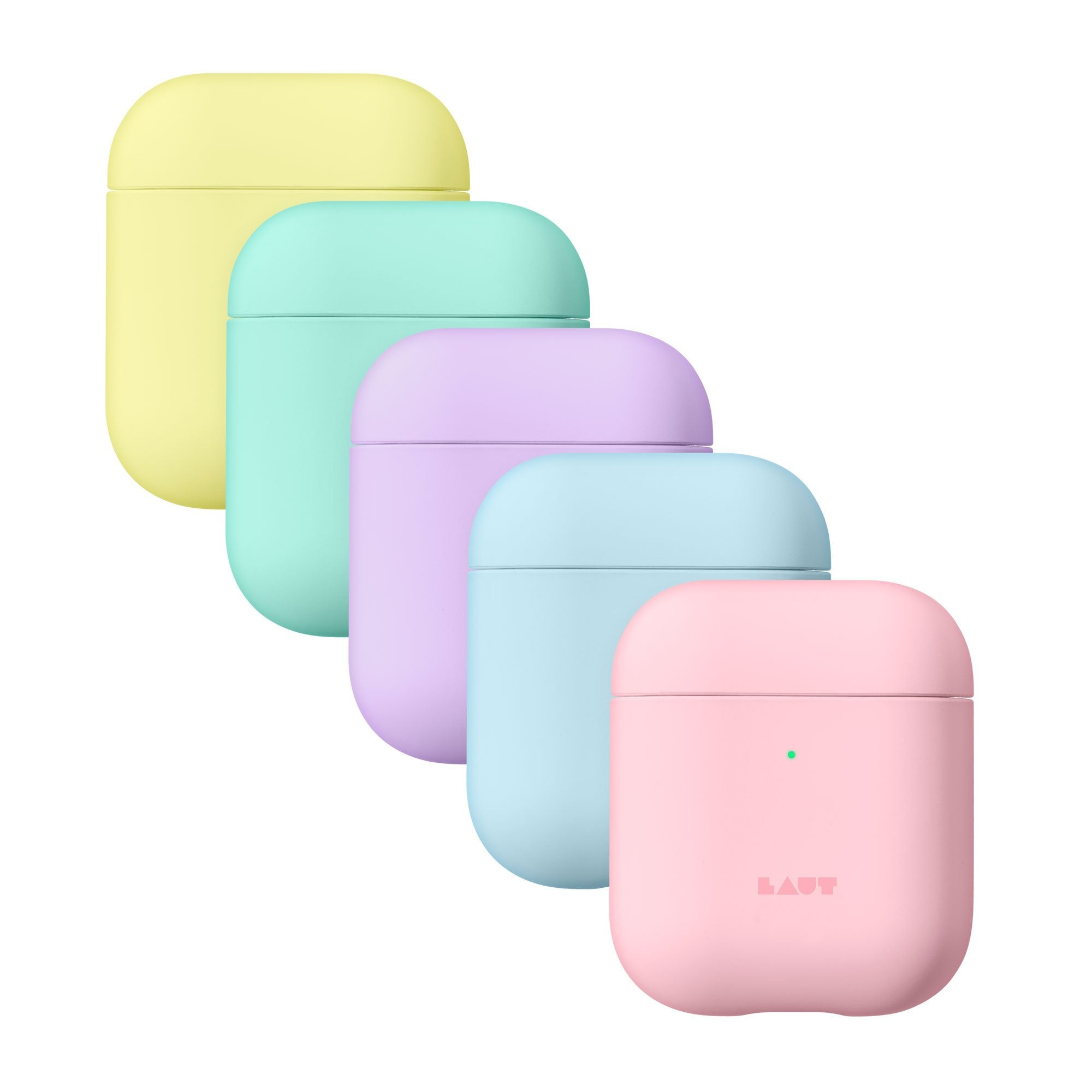 HUEX PASTELS for AirPods - LAUT Japan