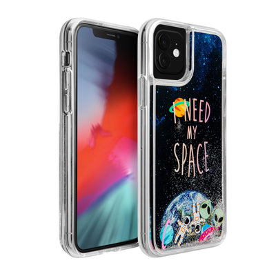 GLITTER SPACE for iPhone 11 Series - LAUT Japan