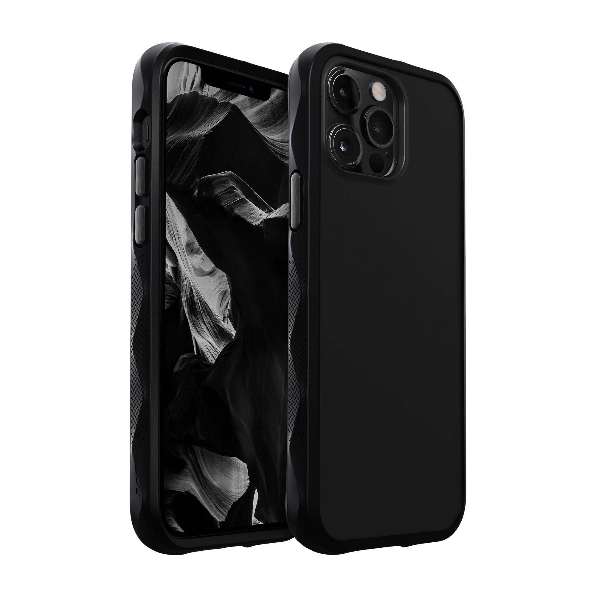 CRYSTAL MATTER (IMPKT) 2.0 case for iPhone 12 series