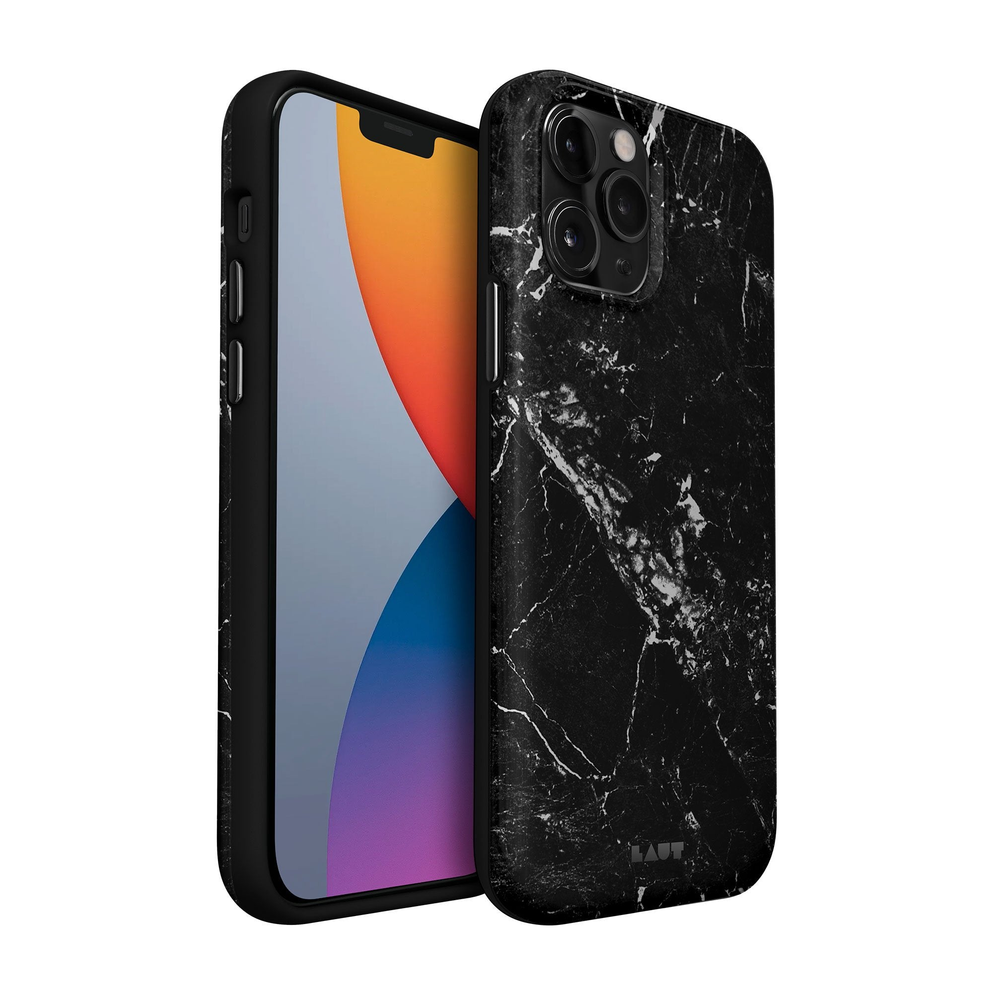 HUEX ELEMENTS case for iPhone 12 series