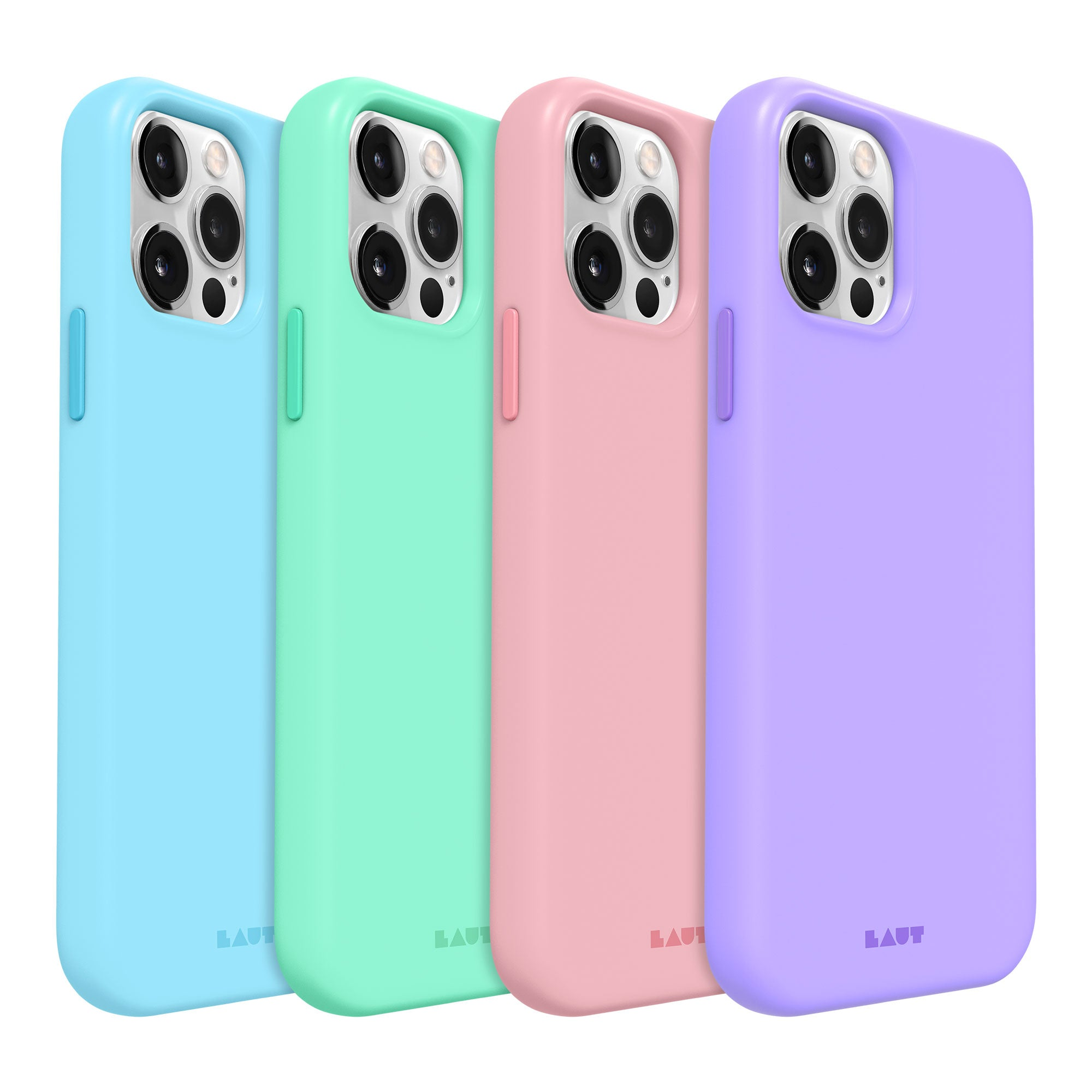 HUEX PASTELS case for iPhone 12 series