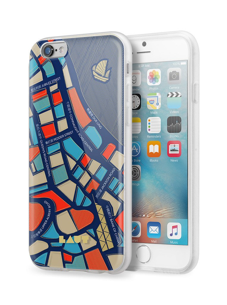 NOMAD Hong Kong for iPhone 6s Plus / iPhone 6 Plus - LAUT Japan