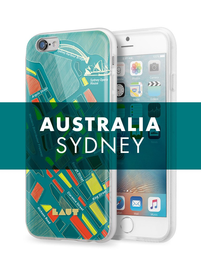 NOMAD Sydney for iPhone 6s Plus / iPhone 6 Plus - LAUT Japan