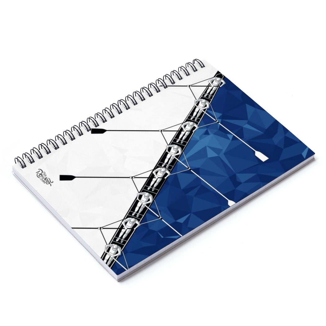 Spiral Notebook - Ruled Line - 8+