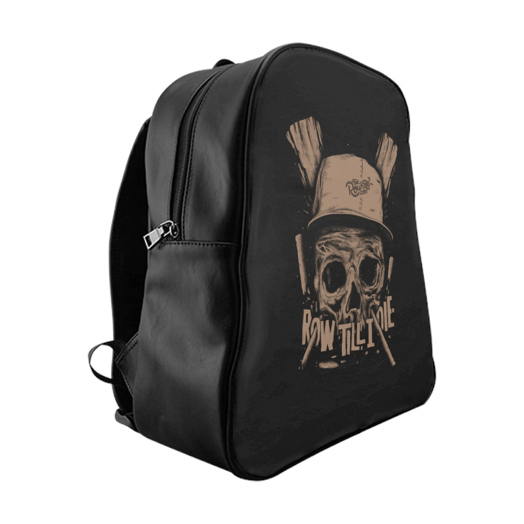 School Backpack Scull