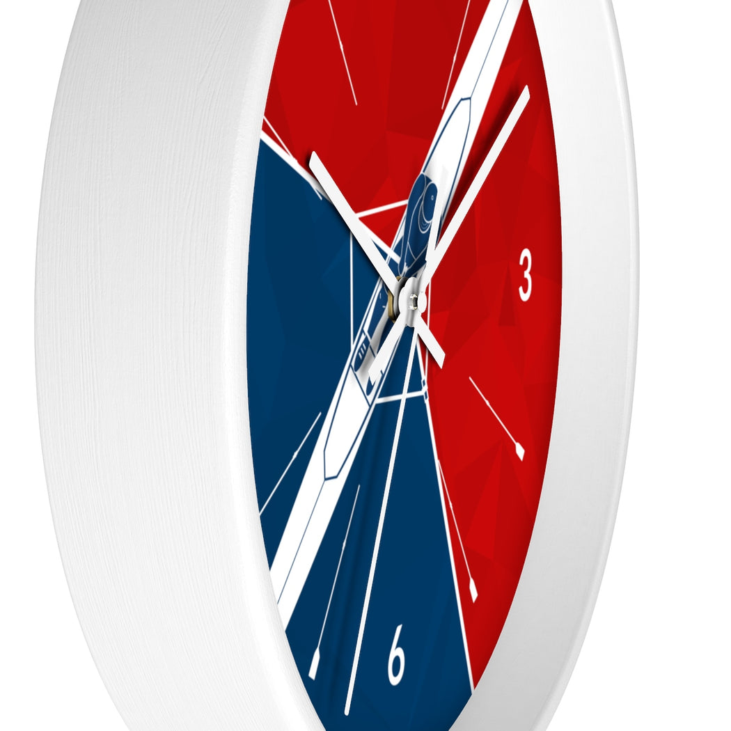 Skiff Wall clock