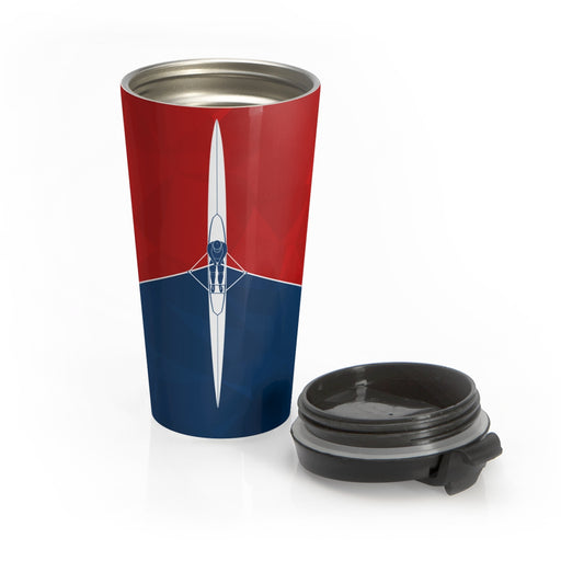 Skiff Stainless Steel Travel Mug