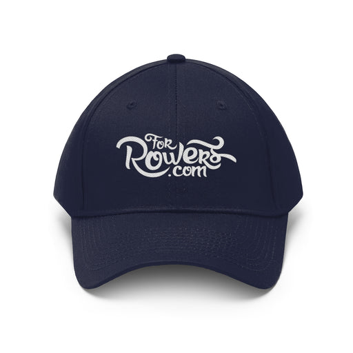 For Rowers Unisex Twill Hat