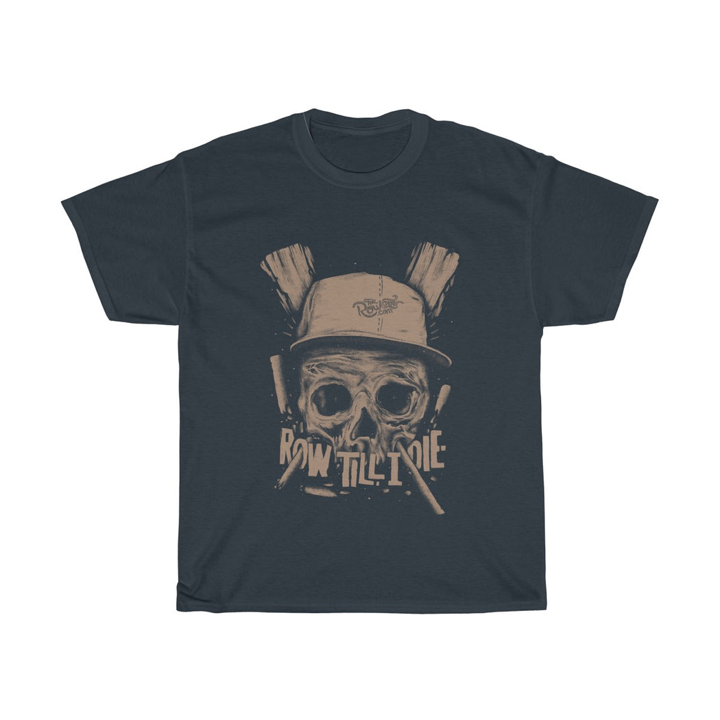 Scull Gold Unisex Heavy Cotton Tee
