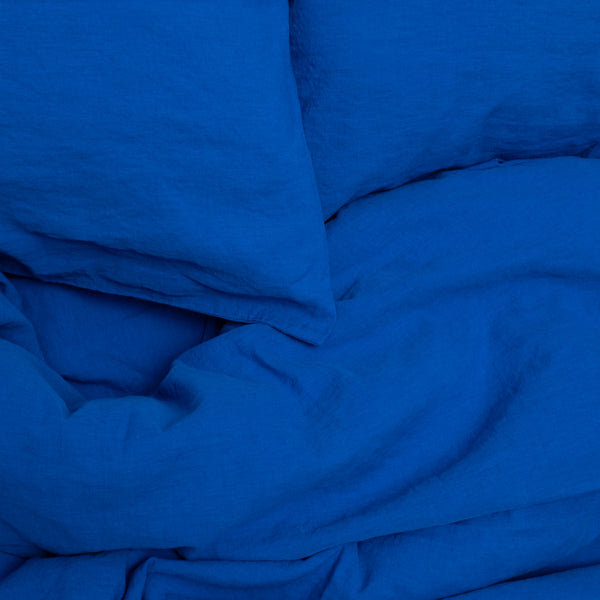 Coco Linen - Marrakech Blue Set