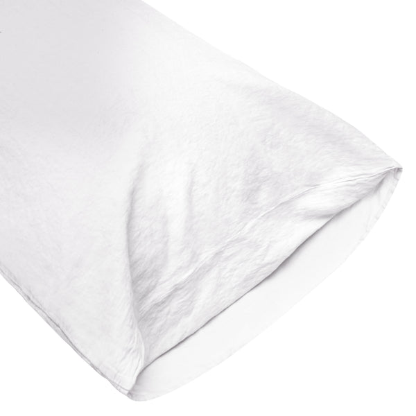 Washed linen - Whisper White Pillowcase Set