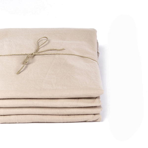Cotton - Rose Fitted Sheet