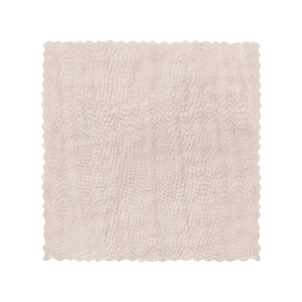 Muslin Cotton - Blush Swatch