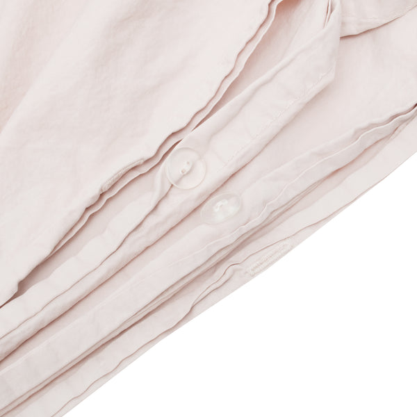 Cotton - Blush Duvet Cover