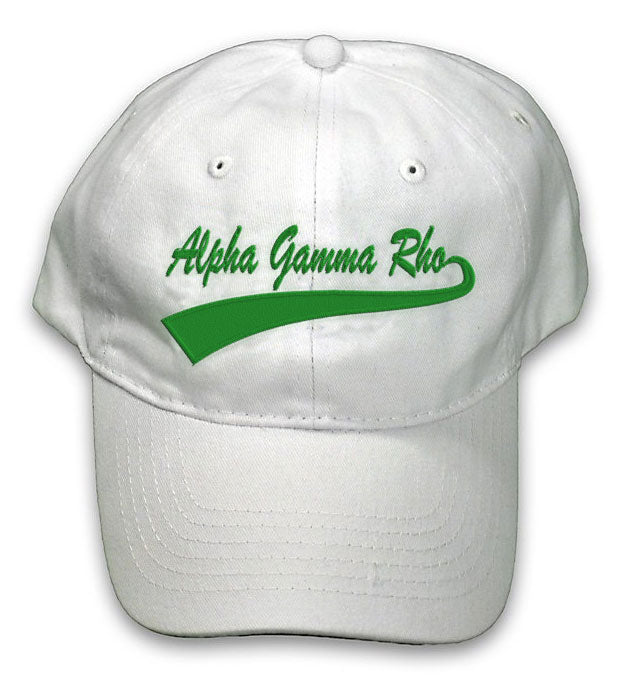 Alpha Gamma Rho New Tail Baseball Hat