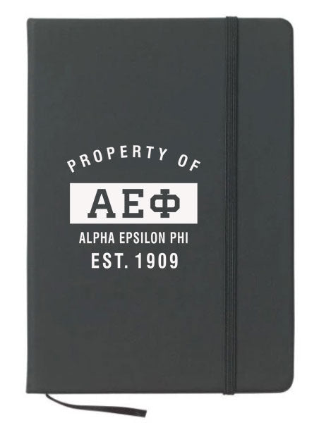 Alpha Epsilon Phi Property of Notebook