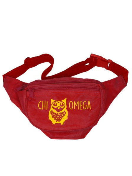 Owl 2 Fanny Pack