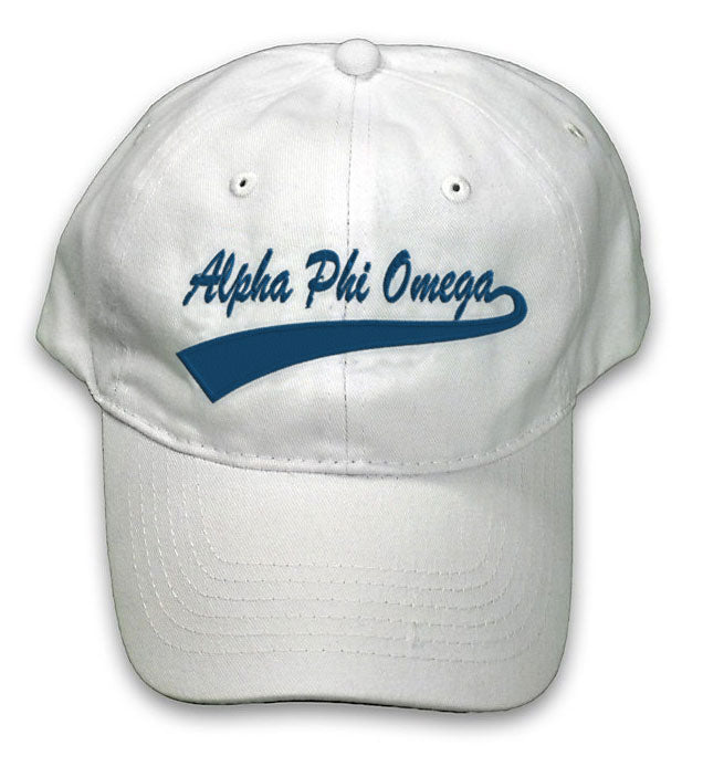 Alpha Phi Omega New Tail Baseball Hat