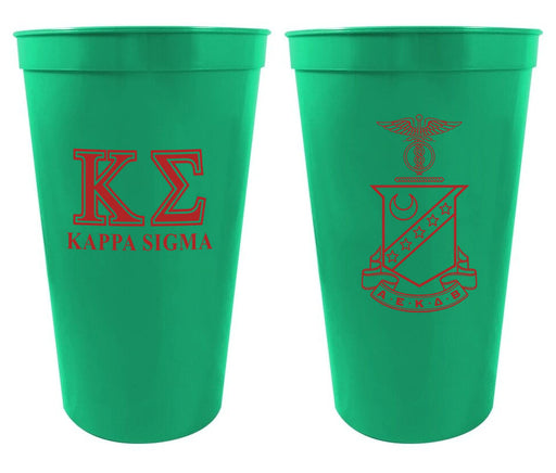 Kappa Sigma Fraternity New Crest Stadium Cup