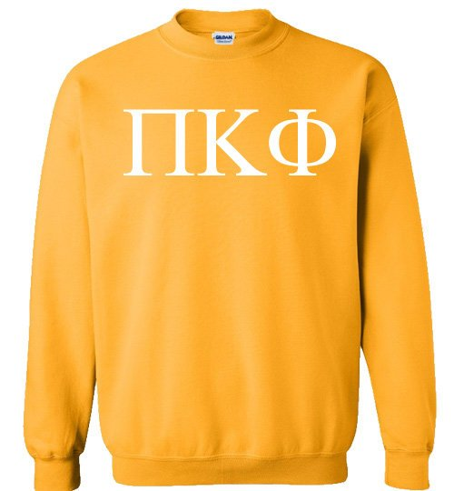 World Famous Lettered Crewneck Sweatshirt