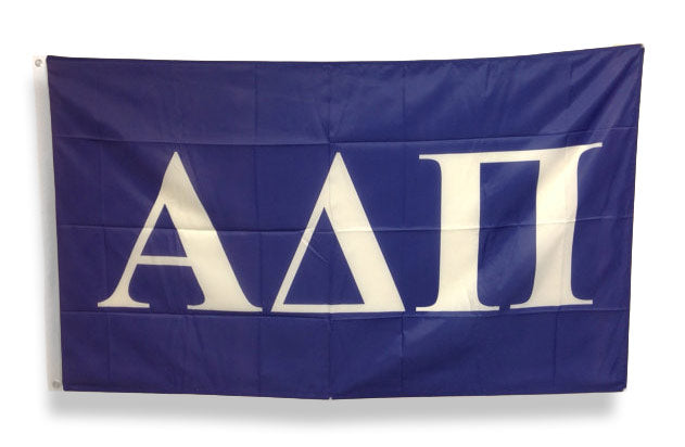 Alpha Delta Pi Big Flag