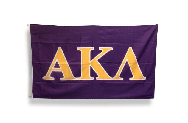 Alpha Kappa Lambda Big Flag