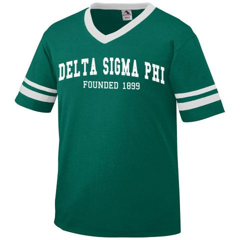 Delta Sigma Phi Founders Jersey