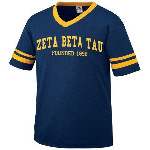 Zeta Beta Tau Founders Jersey