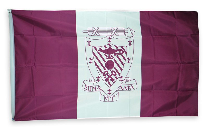 Sigma Alpha Mu Flag
