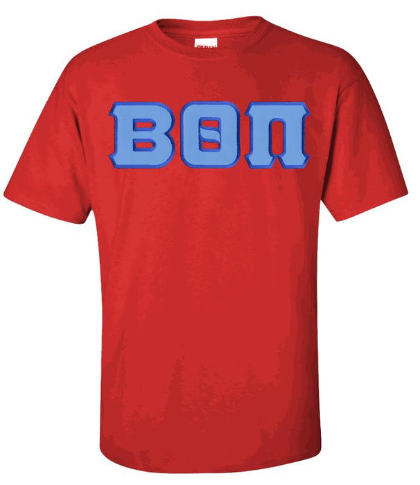 Beta Theta Pi Lettered T Shirt