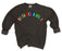 Delta Delta Delta Comfort Colors Over the Rainbow Sorority Sweatshirt