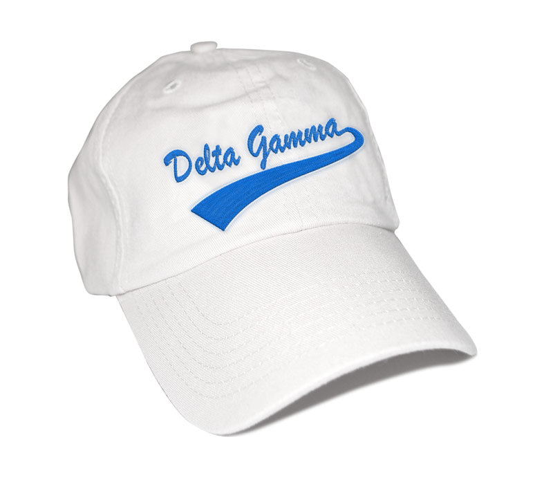 Delta Gamma New Tail Baseball Hat