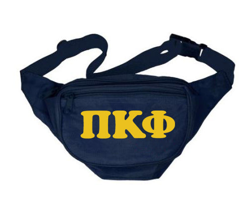 Pi Kappa Phi Letters Layered Fanny Pack