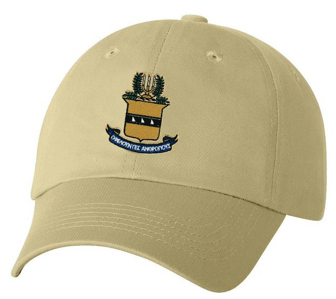 Acacia Fraternity Crest Baseball Hat