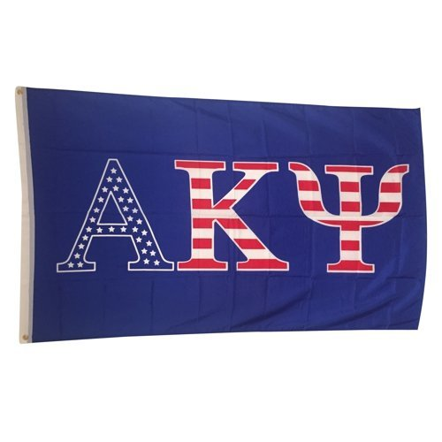 Alpha Kappa Psi Patriotic Flag