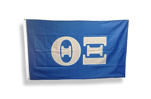 Theta Xi Big Letter Flag