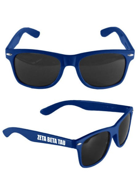 Zeta Beta Tau Malibu Sunglasses
