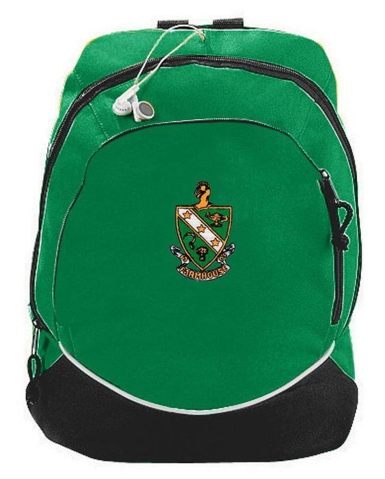 Farmhouse Crest Backpack