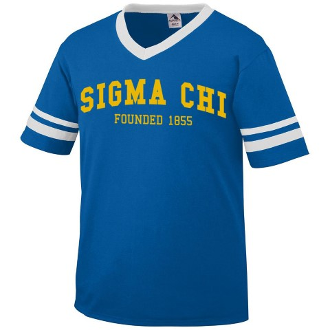 Sigma Chi Founders Jersey