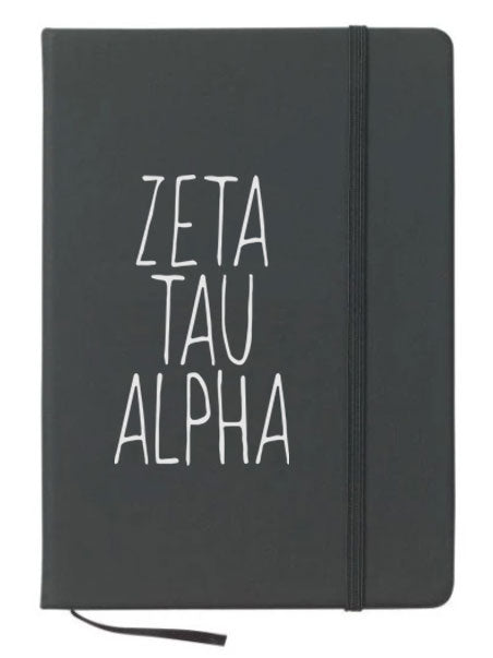 Zeta Tau Alpha Mountain Notebook