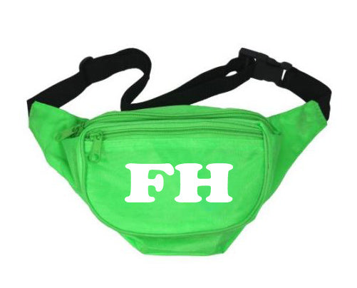Farmhouse Fanny Pack Letters Layered Fanny Pack