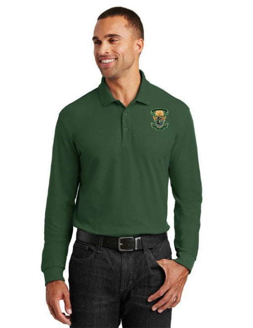Lambda Chi Alpha Long Sleeve Polo